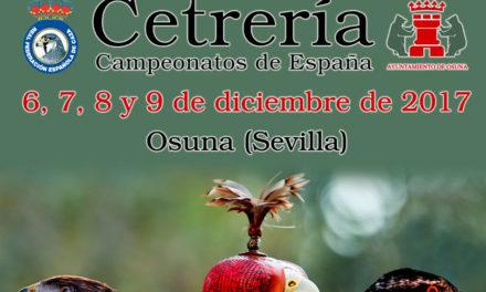 Campeonato de España de cetrería