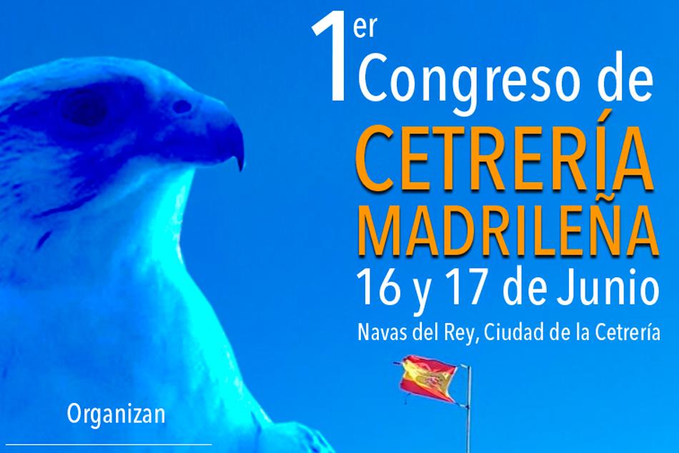 Primer congreso de cetrería Madrileña