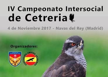IV Campeonato Intersocial de Cetrería
