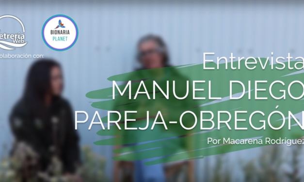 Entrevista a Manuel Diego Pareja Obregón