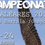 Campeonato Balear Cetrería 2019