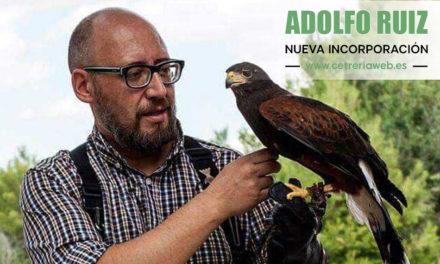 NUEVA INCORPORACIÓN ADOLFO RUIZ