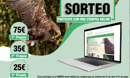 SORTEO | GANA HASTA 75€