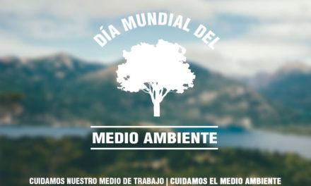 Promoción por el Día Mundial del Medio Ambiente
