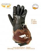 Falconry gloves | Cetrería Web