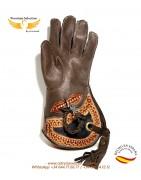 Falconry gloves 25cm | Cetrería Web