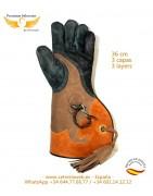 Guantes de cetrería en oferta | Cetrería Web ®